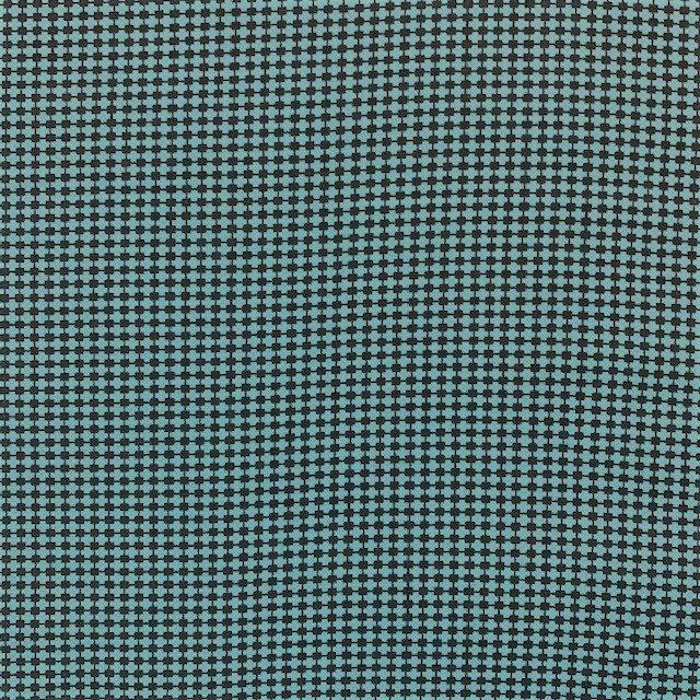 Kei Textiles - Geo Style - Aqua