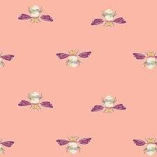 Art Gallery Fabrics - Garden Dreamer - Bumble Beez