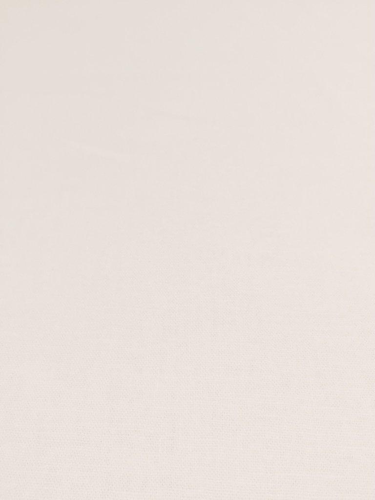 Purity Linen Blend - Whipped Cream - 55% Linen & 45% Cotton