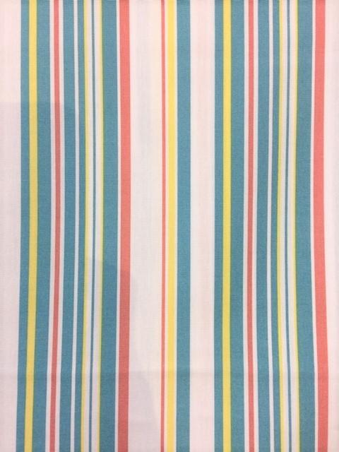 Sevenberry Japan - Coast House Stripe - Faded Retro
