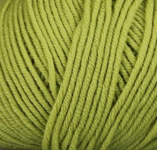 Bellissimo yarn - Bellissimo 8 - 50g/125m - Chartreuse