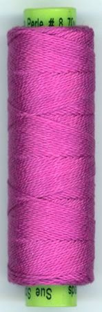 Sue Spargo - Eleganza 8wt - Dusty Rose - EZ61