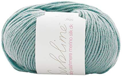 Sublime yarn - baby cashmere merino silk dk - 50g/116m - Twinkle