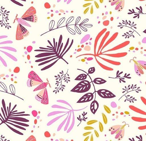 Windham Fabrics - Tamara Kate - Aerial - Scatter - Ivory