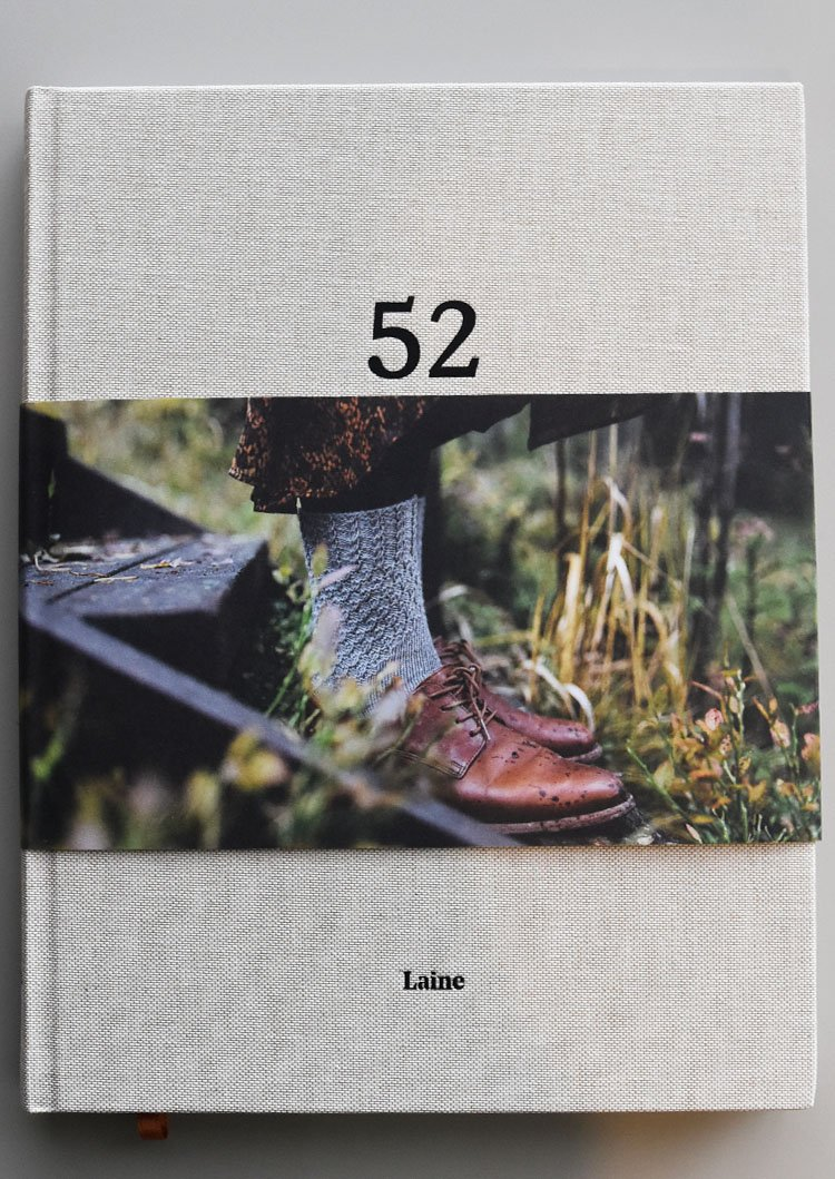 52 Weeks of Socks by Laine