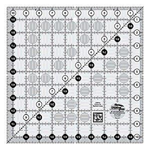Creative Grids Ruler 10.5 X 10.5