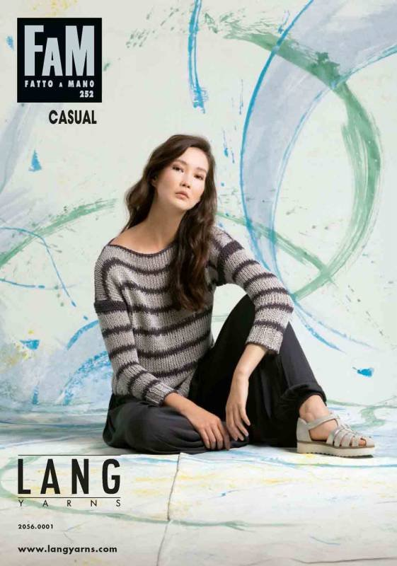 Lang Yarns - Fatto a Mano Book #252