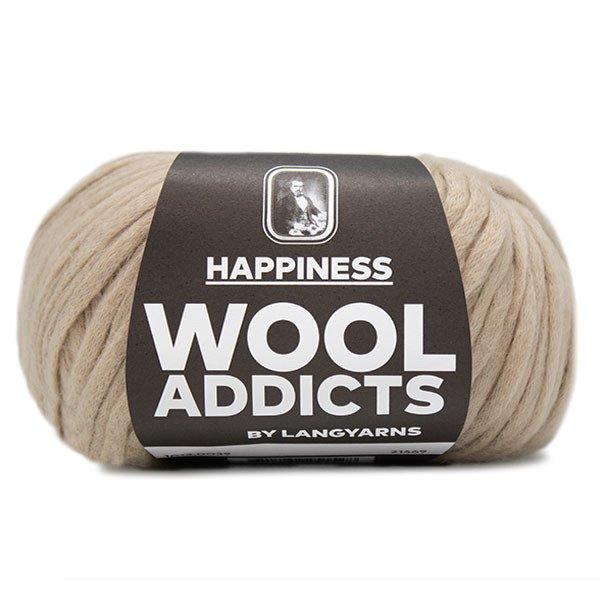 Lang Yarn - Wool Addicts - Happiness - Camel