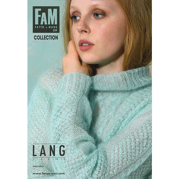 Lang Yarns - Fatto a Mano Book #259