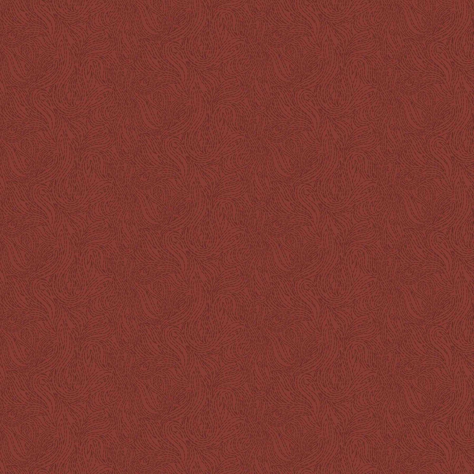 Figo Fabrics - Ghazal Razari - Elements Fire - Brown