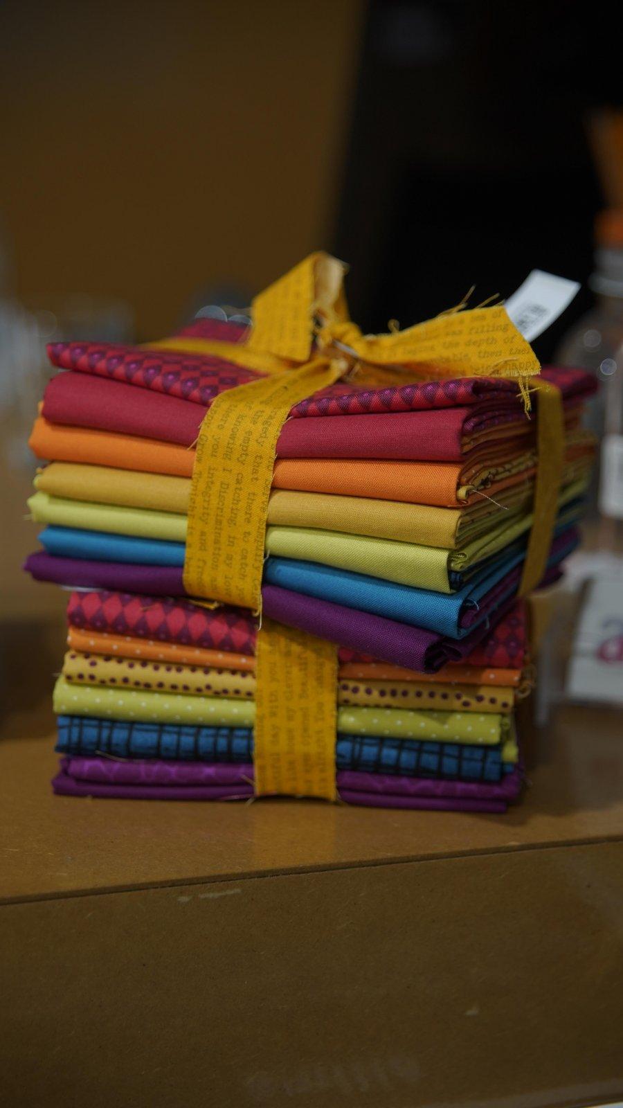 Rainbow 3m Fat Quarter Bundle