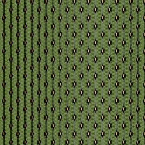 Andover Fabrics - Jo Morton - Crimson Bouquet - Green