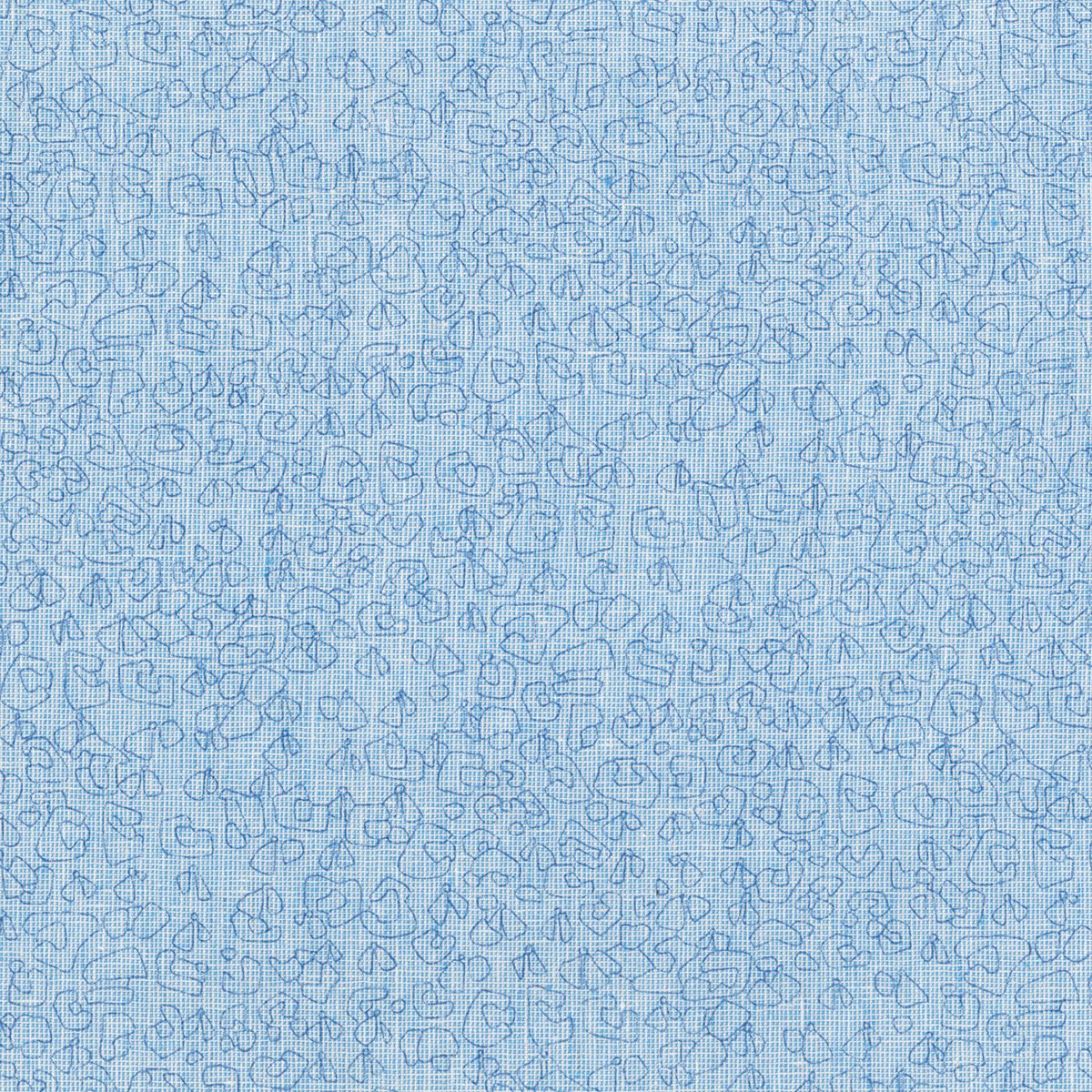 Robert Kaufman - Carolyn Friedlander - Polk - Spots - Paris Blue