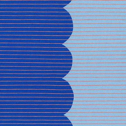 Robert Kaufman - Carolyn Friedlander - Harriot - Scallop - Blueprint