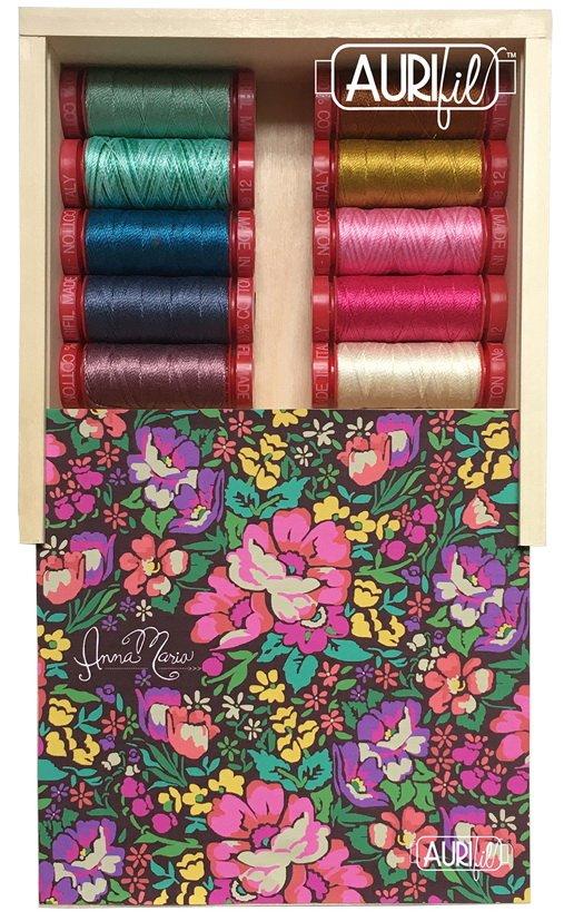 Aurifil Stitch Gallery by Anna Maria Horner