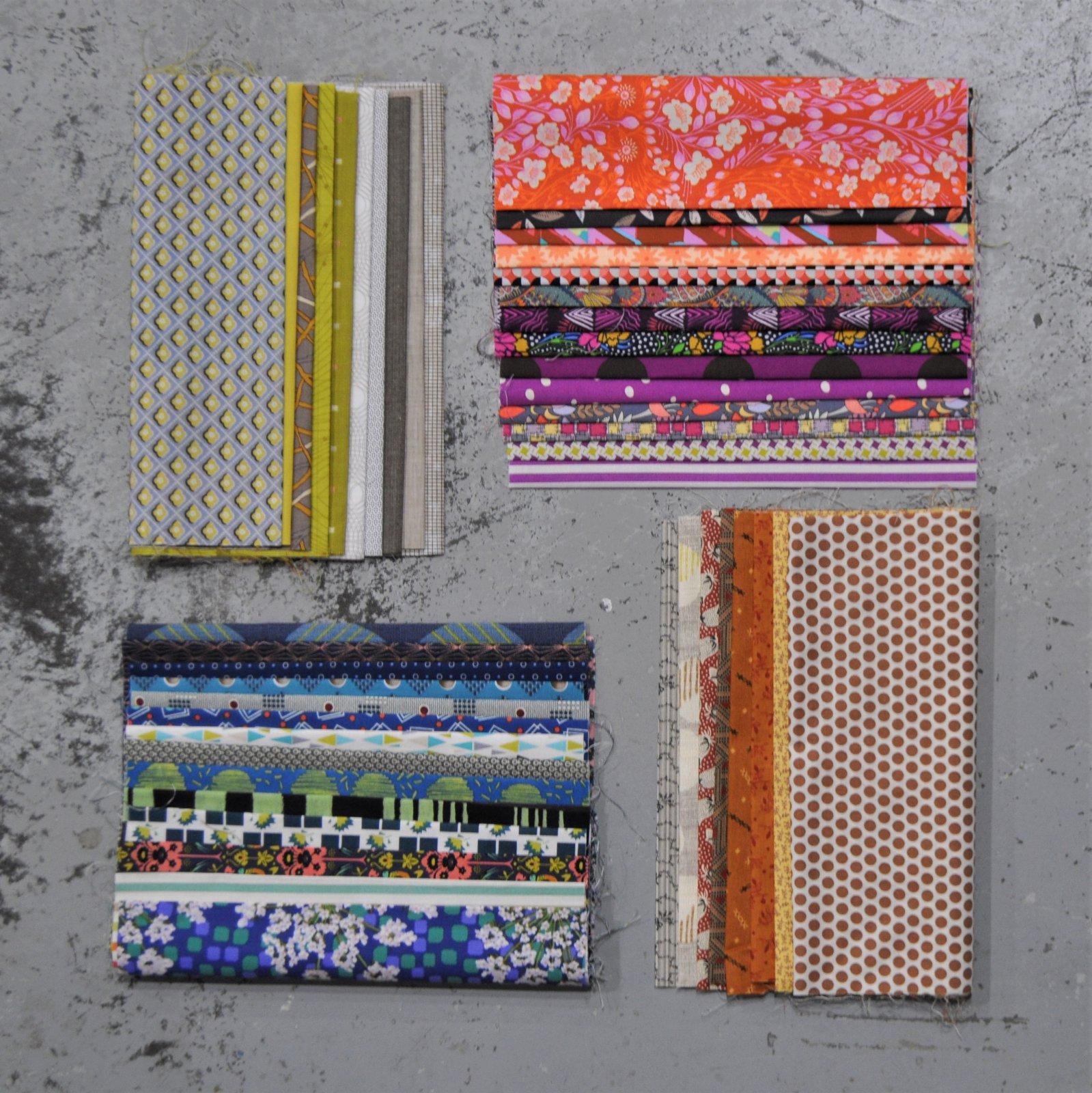 Bakers Dozen - Starter Kit - Fabric & Pattern Booklet