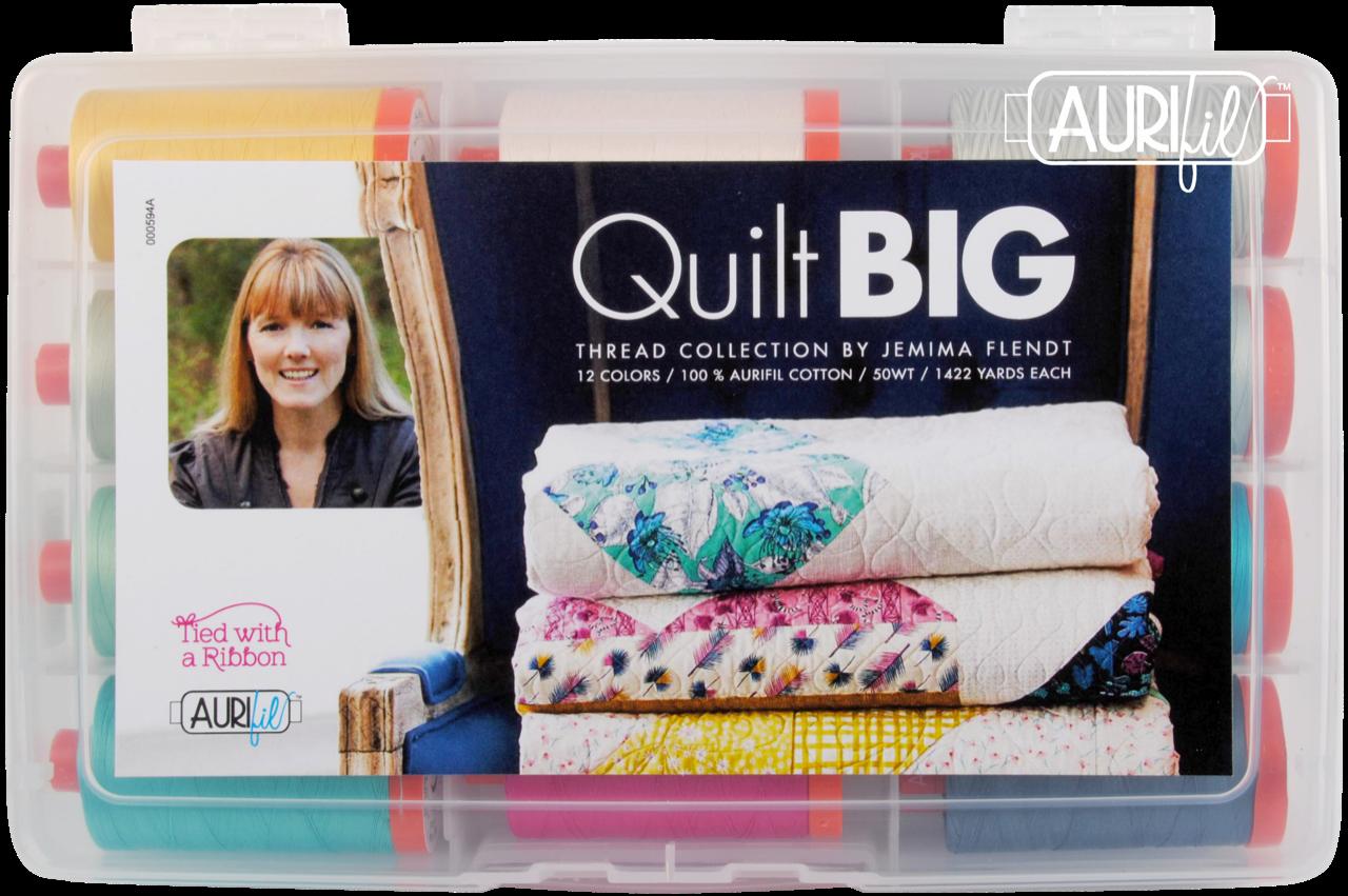 Quilt Big Designer Thread Collection by Jemima Flendt