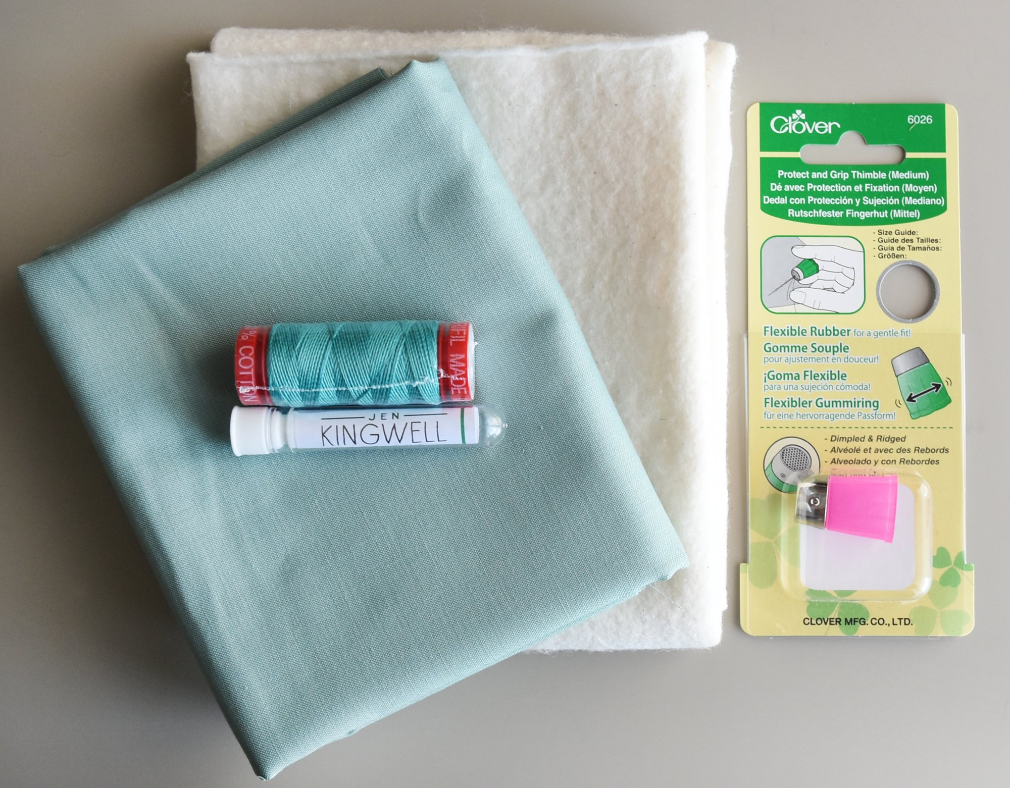 QuiltCon Supply Starter Kit - Big Stitch with Jen Kingwell