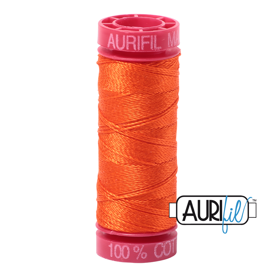 Aurifil 1104 - Neon Orange
