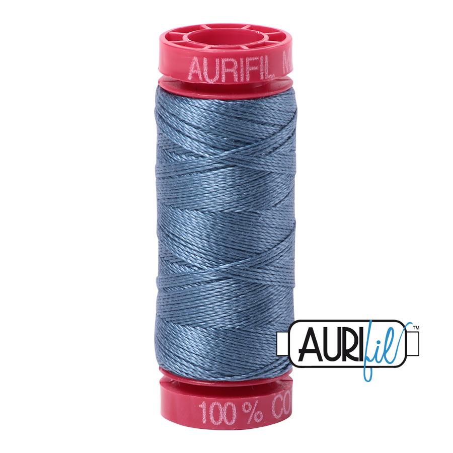 Aurifil 1126 - Blue Grey