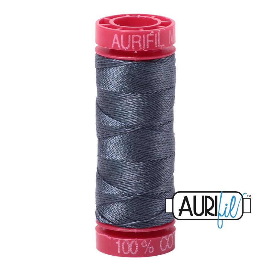 Aurifil 1158 - Medium Grey