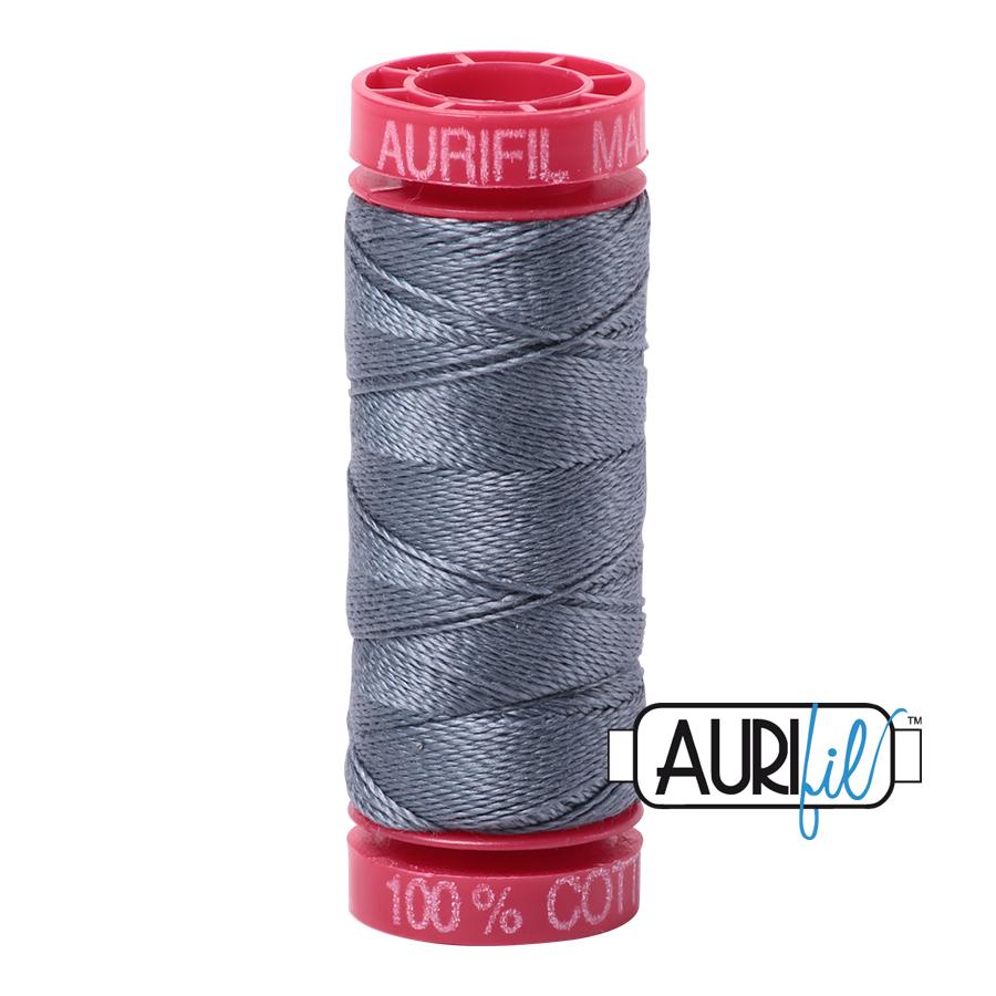 Aurifil 1246 - Dark Grey