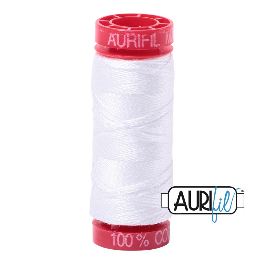 Aurifil 2024 - White