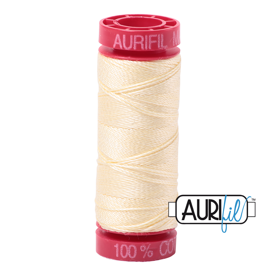Aurifil 2110 - Light Lemon