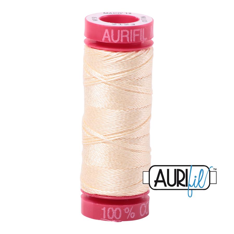 Aurifil 2123 - Butter