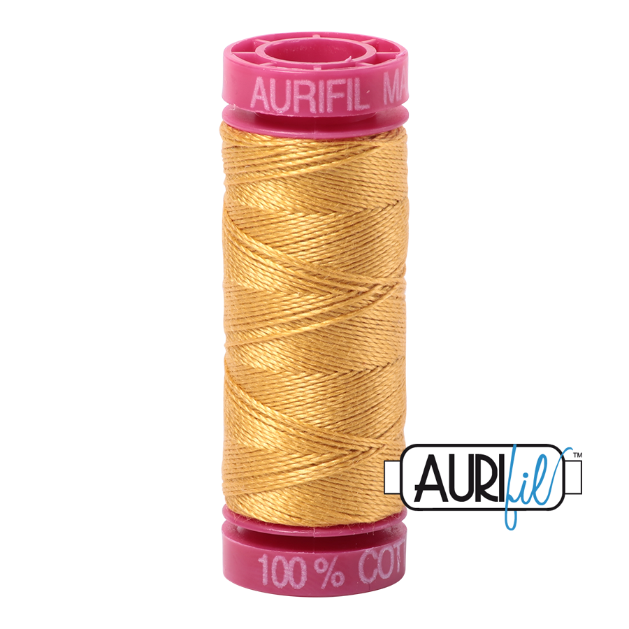 Aurifil 2132 - Tarnished Gold
