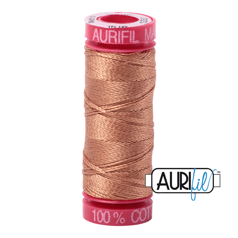 Aurifil 2330 - Light Chestnut