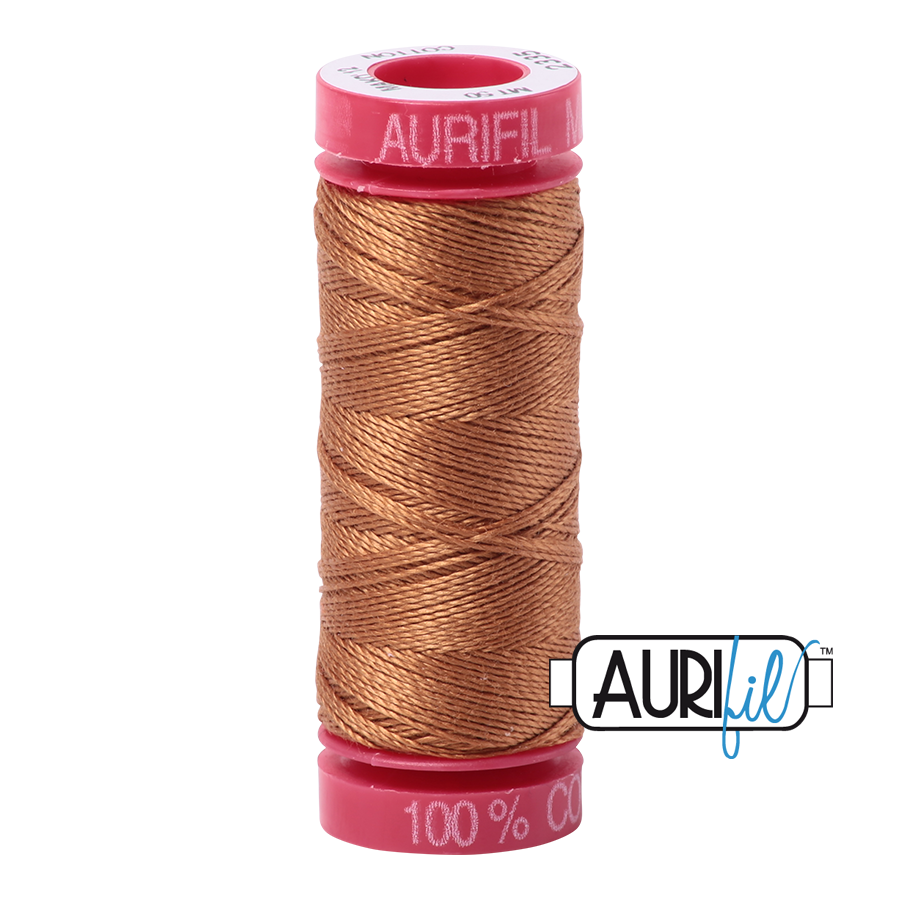 Aurifil 2335 - Light Cinnamon