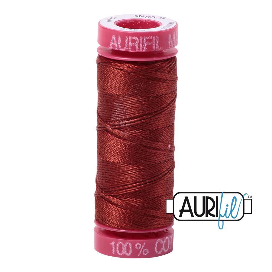 Aurifil 2355 - Rust