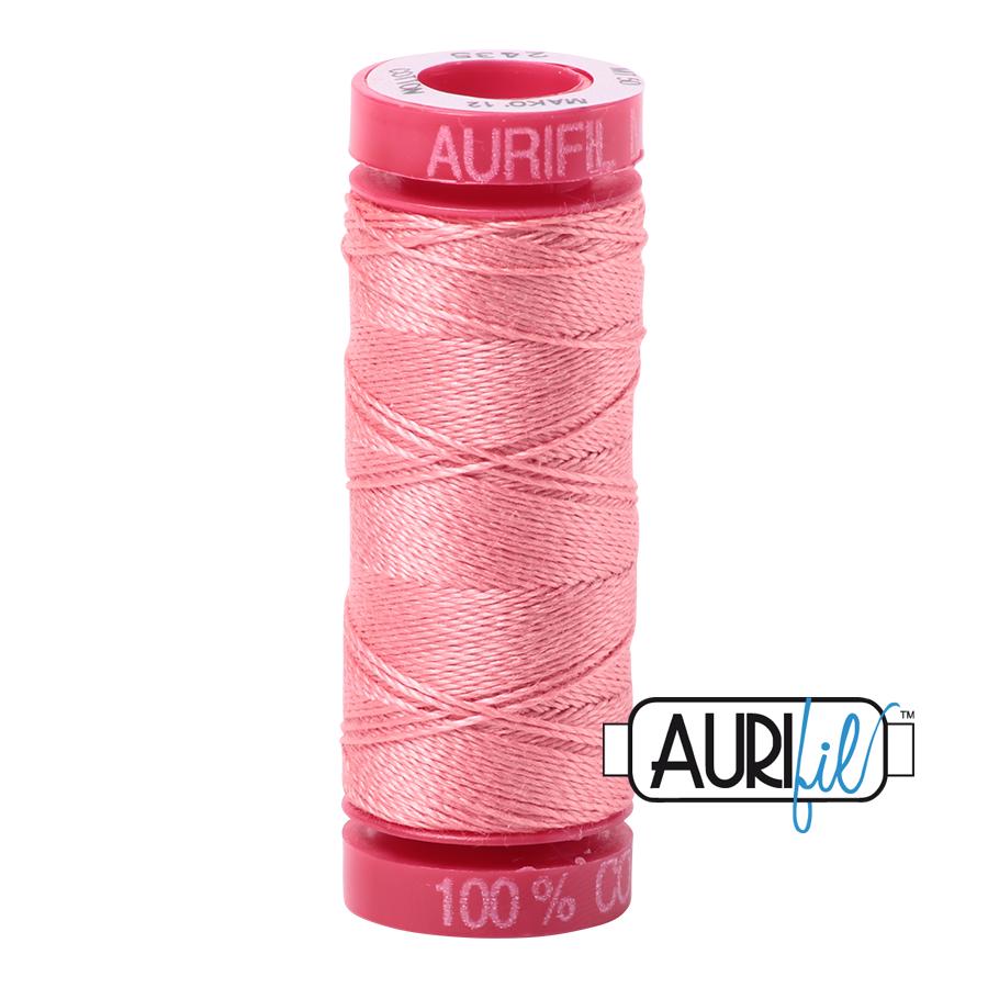 Aurifil 2435 - Peachy Pink