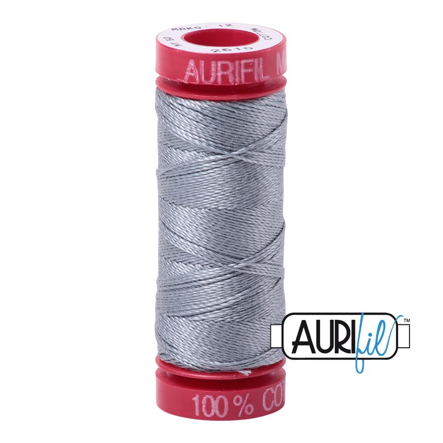 Aurifil 2610 - Light Blue Grey