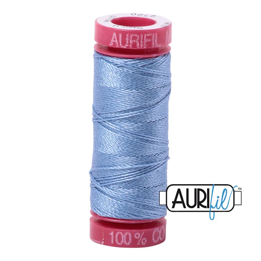 Aurifil 2720 - Light Delft Blue