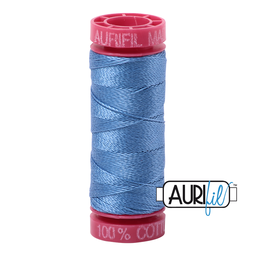 Aurifil 2725 - Light Wedgewood