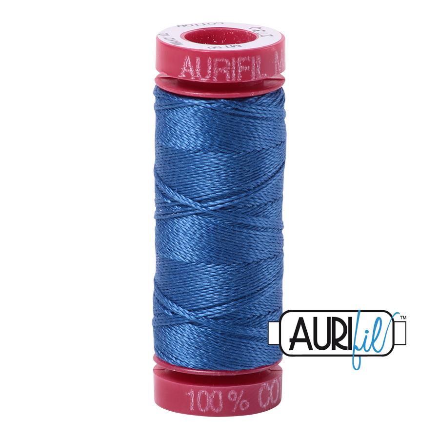 Aurifil 2730 - Delft Blue