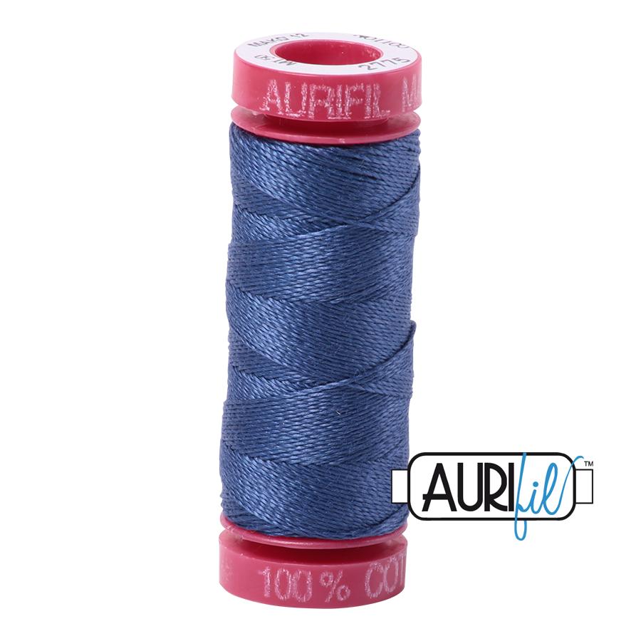 Aurifil 2775 - Steel Blue