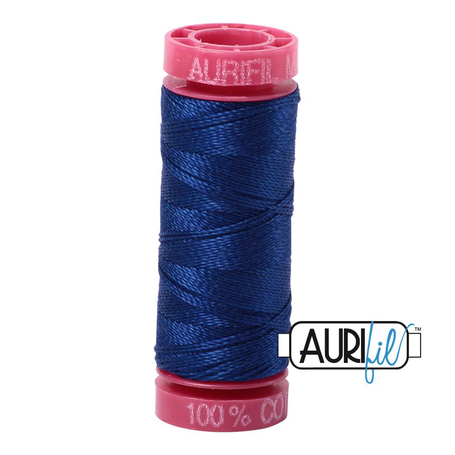 Aurifil 2780 - Dark Delft Blue