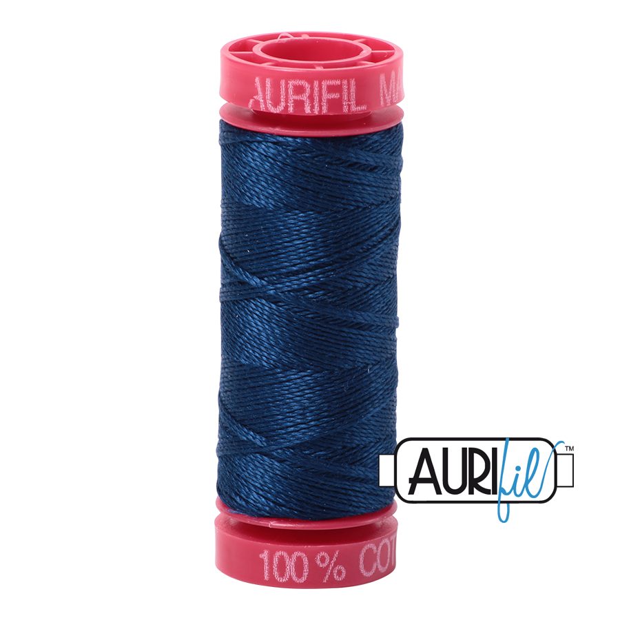 Aurifil 2783 - Medium Delft Blue