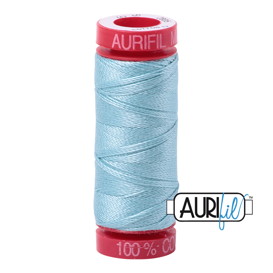 Aurifil 2805 - Light Grey Turquoise