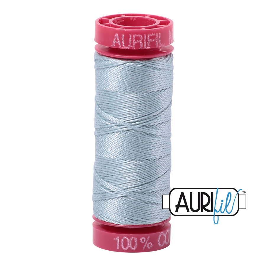 Aurifil 2847 - Bright Grey Blue