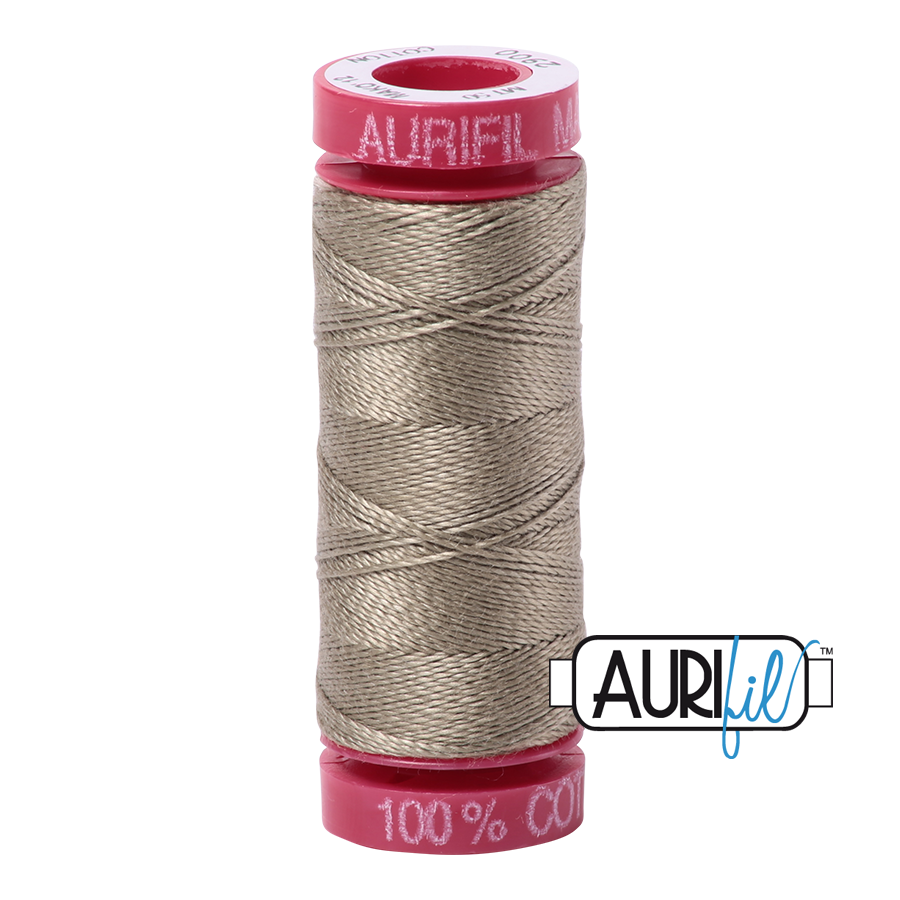 Aurifil 2900 - Light Kakhy Green