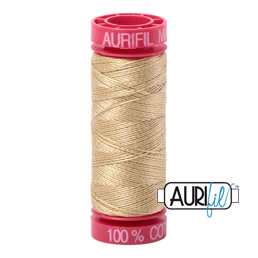 Aurifil 2915 - Very Lighrt Brass
