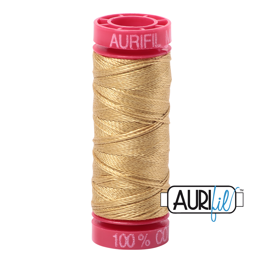 Aurifil 2920 - Light Brass