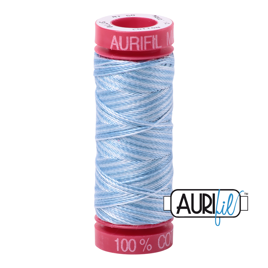 Aurifil 3770 - Stone Washed Denim