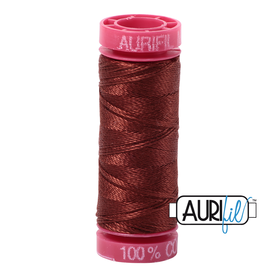 Aurifil 4012 - Copper Brown