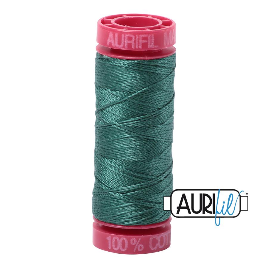 Aurifil 4129 - Turf Green