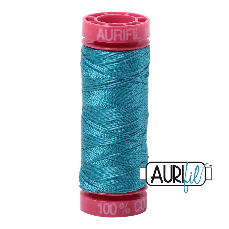 Aurifil 4182 - Dark Turquoise